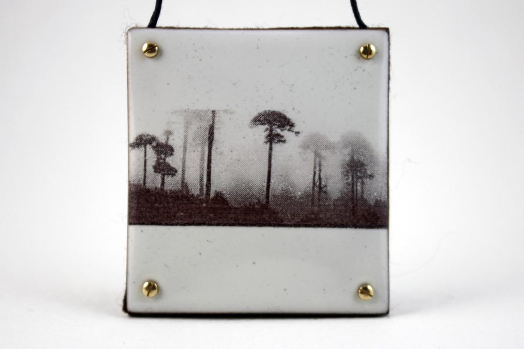 20 Pendant with landscape IV